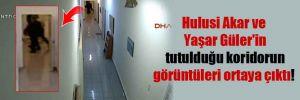 Hulusi Akar ve Yaşar Güler'in tutulduğu koridorun görüntüleri ortaya çıktı!