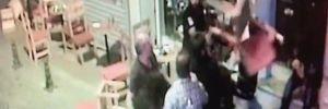 Kadıköy'de sandalyeli kavga: 2 yaralı