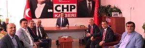 CHP 'Sağlık Çalıştayı' Kayseri'de yapıldı