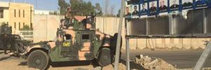 Kerkük'teki KDP binaları SWAT komando birlikleri kontrolünde