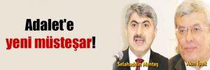 Adalet'e yeni müsteşar!