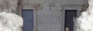 Tarihi ayıp! 2 bin yıllık mezarlara demir kapı