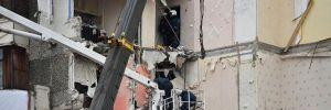 Rusya'da 10 katlı binanın merdivenleri çöktü: En az 3 ölü
