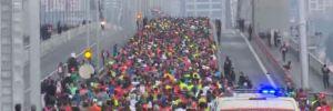 Vodafone 39. İstanbul Maratonu'nda kazananlar belli oldu