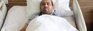 8 kiloluk tümöründen Türkiye'de kurtuldu