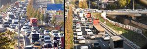 İzmir'de sürücülerin tepkisini çeken çalışma