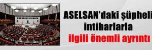 ASELSAN'daki şüpheli intiharlarla ilgili önemli ayrıntı