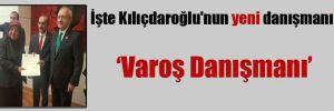 İşte Kılıçdaroğlu'nun yeni danışmanı!