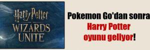 Pokemon Go'dan sonra Harry Potter oyunu geliyor!