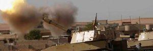 Irak Ordusu Suriye sınırında