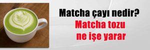 Matcha çayı nedir? Matcha tozu ne işe yarar