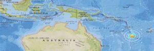 Pasifik ülkesinde şiddetli deprem