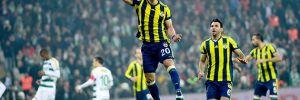 Bursaspor – Fenerbahçe: 0 – 1