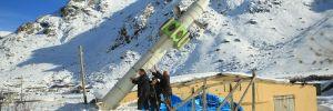Rize'nin sıra dışı geleneği: Çığ yıkmasın diye minareyi yatırdılar