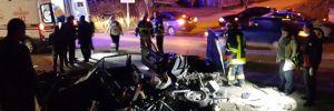Kandıra'da kaza: 2 ölü, 3 yaralı