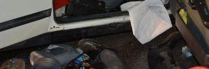 Alkollü otomobil sürücüsü TIR'a çarptı: 2 ölü