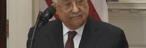 Filistin Devlet Başkanı Abbas: Trump, Kudüs'ü İsrail'e hediye olarak takdim ediyor