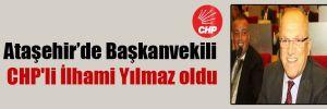 Ataşehir'de Başkanvekili CHP'li İlhami Yılmaz oldu