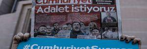 Cumhuriyet Gazetesi davası'nda tahliye yok…