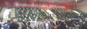 CHP Çankaya Kongresi'nde elde kalan mavi listelerin sırrı