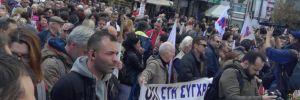 Yunanistan'da 24 saatlik genel grev!