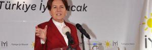 Meral Akşener: AKP'den bize 10 puan oy geldi