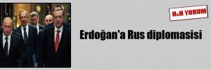 Erdoğan'a Rus diplomasisi
