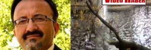 Çevreci yazar Önder Algedik'ten Kuğulu Park'a videolu tepki