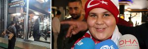 Suriyeli Muhammet'e okul kapısı açıldı