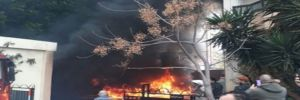 Lübnan'da patlama: Hamas yetkilisi yaralandı