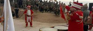 CHP'li belediyeden askere mehterli moral