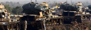 Türk askeri Hatay'dan Suriye'ye girdi!