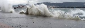 Deniz ulaşımında bazı seferler iptal edildi