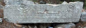 Defineciler antik kenti delik deşik etmiş