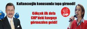 Kaftancıoğlu konusunda topa girmedi! Gökçek ilk defa CHP'deki kavgayı görmezden geldi