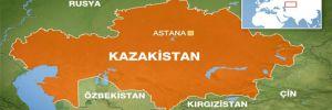 Kazakistan'da yolcu otobüsü yandı: 52 kişi öldü