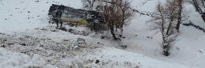 Muş'ta feci kaza: 6 ölü