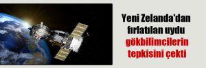 Yeni Zelanda'dan fırlatılan uydu gökbilimcilerin tepkisini çekti