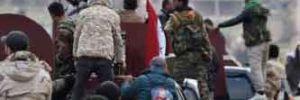 Suriye hükümetine bağlı yeni milis güçleri yeniden Afrin'e girdi