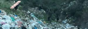 Minibüs uçuruma yuvarlandı: 3 ölü