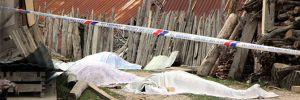 Bolu'da kuzenlerin arazi kavgası: 4 ölü