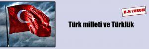 Türk milleti ve Türklük