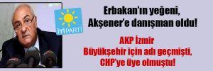 Erbakan'ın yeğeni, Akşener'e danışman oldu!