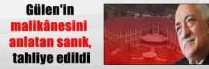 Gülen'in malikânesini anlatan sanık, tahliye edildi