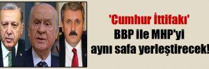 'Cumhur İttifakı' BBP ile MHP'yi aynı safa yerleştirecek!