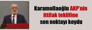Karamollaoğlu AKP'nin ittifak teklifine son noktayı koydu