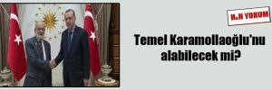 Temel Karamollaoğlu'nu alabilecek mi?