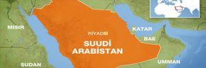 Suudi Arabistan'ın başkentinde silah sesleri
