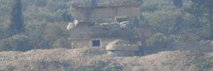 Teröristler Maranes, Minnag Havalimanı ve  Ayn Dakne bölgesinde hendek kazmaya başladı