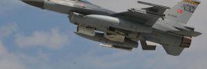 F-16'lar dün vurmuştu bugün yaralı olarak yakalandı
